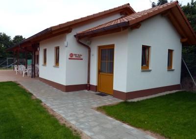 Anbau Tennisheim 2