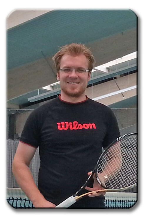 Unser Trainer Christoph Puhl