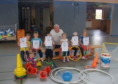 Kindergarten Tennis