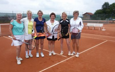 Damen 40 – Auftaktturnier gegen DJK Abenberg – 01.05.2017