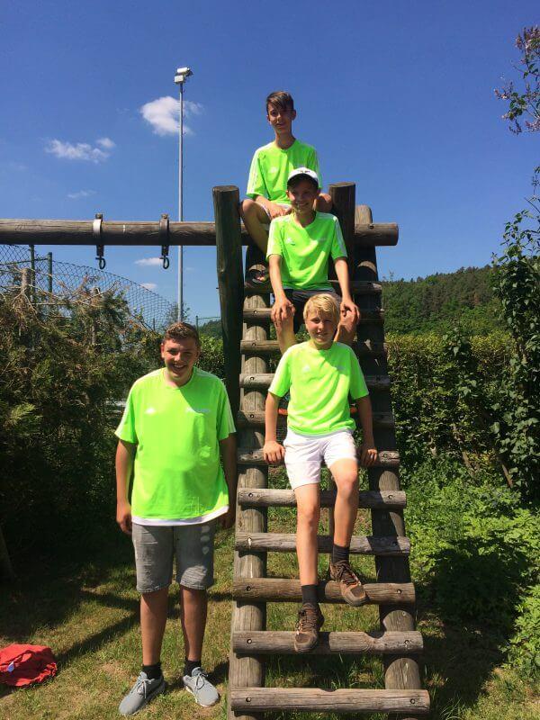 Starker 4:2 Sieg unserer U18 Junioren 1 gegen den TSV Lichtenau in der Kreisklasse 1