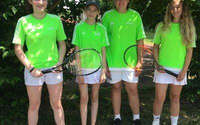 2 Siege für die Juniorinnen 18