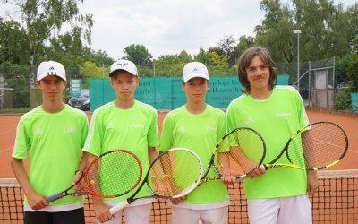 Klarer 6:0 Sieg der U18 Junioren in Bad Windsheim. Tabellenführung ausgebaut.