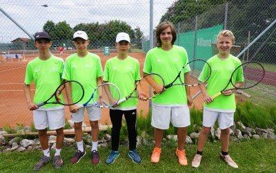 U18 Junioren des TSV Rohr gewinnen Meisterschaft und haben den Aufstieg in die Bezirksklasse geschafft
