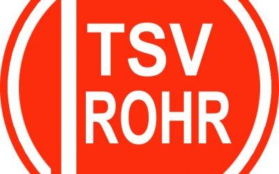 TSV Rohr veranstaltet Kleinfeld Winterrunde