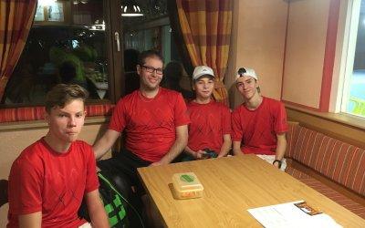 Klarer 6:0 Sieg unserer Herrenmannschaft gegen den TC Roth bei Nürnberg
