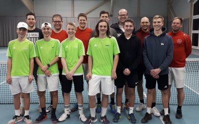 1. Tennis Generationscup des TSV Rohr – ein voller Erfolg!