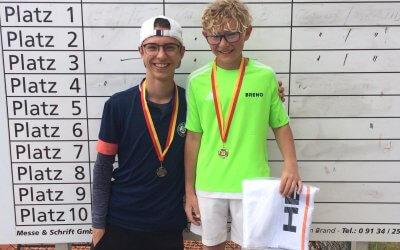 Tolle Ergebnisse beim 14. Maler-Guttenberger Tennis Jugendcup