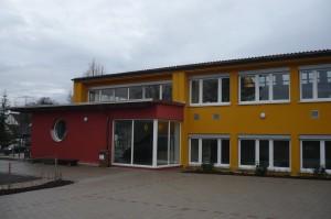 Schnuppertraining in Grundschule Rohr/Regelsbach