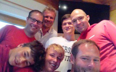 Tennis-Herrenmannschaft des TSV Rohr steigt in die Bezirksklasse 2 auf
