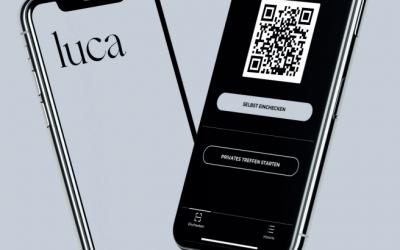 Luca-App – Änderung Sport- und Hygienekonzept
